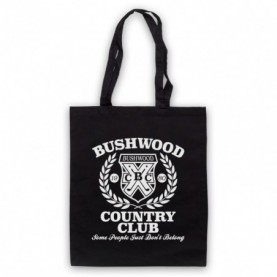 Caddyshack Bushwood Country Club Some People Just Don't Belong Tote Bag Tote Bags