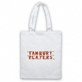 After Life Tambury Players Amateur Dramatics Tote Bag Tote Bags
