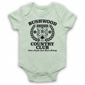 Caddyshack Bushwood Country Club Some People Just Don't Belong Baby Grow Bib Baby Grows & Bibs