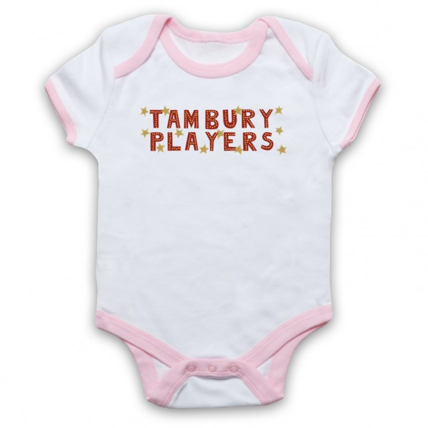 After Life Tambury Players Amateur Dramatics Baby Grow Bib Baby Grows & Bibs