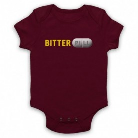 Killing Eve Bitter Pill Logo Baby Grow Bib Baby Grows & Bibs