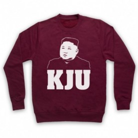 Kim Jong Un KJU North Korean Dictator Hoodie Sweatshirt Hoodies & Sweatshirts