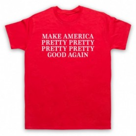 Curb Your Enthusiasm Make America Pretty Pretty Good Again T-Shirt T-Shirts