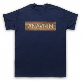 You Anavrin Store Wooden Sign Logo T-Shirt T-Shirts