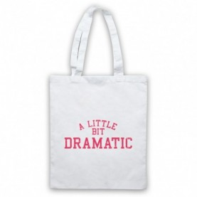 Mean Girls A Little Bit Dramatic Tote Bag Tote Bags