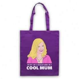 Mean Girls I'm Not Like A Regular Mum I'm A Cool Mum Tote Bag Tote Bags