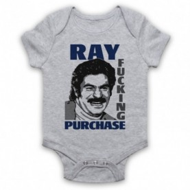 Toast Of London Ray Fucking Purchase Heather Grey Baby Grow
