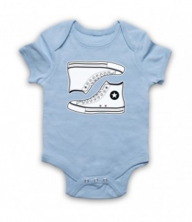 Allstars Basketball Shoes Sneakers Baby Grow Baby Grows