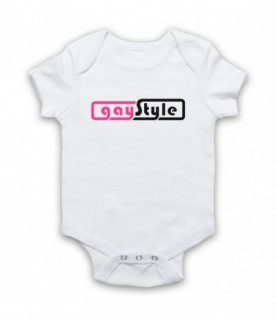 Angry Boys Gay Style Enterprises Baby Grow Baby Grows
