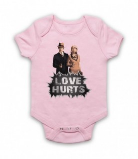 Bonnie & Clyde Love Hurts Baby Grow Baby Grows