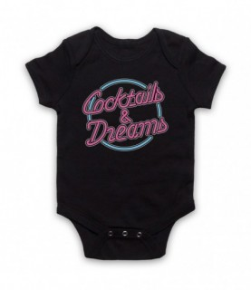 Cocktail Cocktails & Dreams Baby Grow Baby Grows