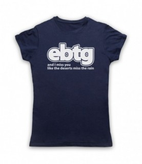 Everything But The Girl I Miss You T-Shirt T-Shirts