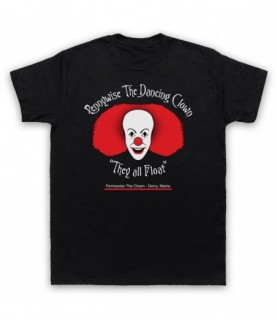 IT Pennywise The Dancing Clown T-Shirt T-Shirts