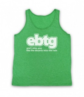 Everything But The Girl I Miss You Tank Top Vest Tank Top Vests