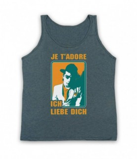 Ian Dury Hit Me With Your Rhythm Stick Tank Top Vest Tank Top Vests