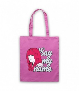 Florence & The Machine Spectrum Say My Name Tote Bag Tote Bags