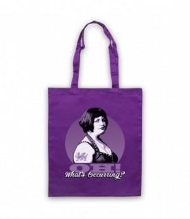Gavin & Stacey Ness Oh What's Occurring Tote Bag Tote Bags