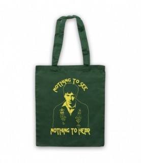 Graham Coxon Freakin' Out Tote Bag Tote Bags