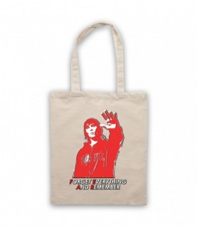 Ian Brown FEAR Forget Everything & Remember Tote Bag Tote Bags