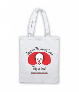 IT Pennywise The Dancing Clown Tote Bag Tote Bags