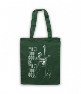 Jam Going Underground Tote Bag Tote Bags