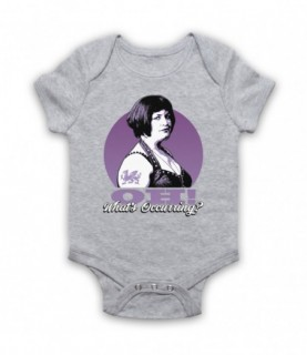 Gavin & Stacey Ness Oh What's Occurring Baby Grow Baby Grows