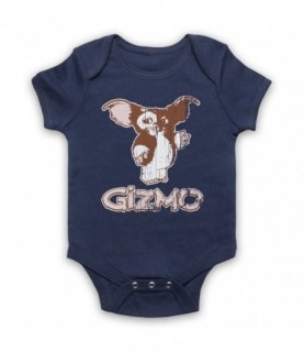 Gremlins Gizmo Baby Grow Baby Grows