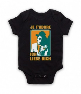 Ian Dury Hit Me With Your Rhythm Stick Baby Grow Baby Grows