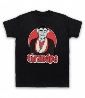Munsters Grandpa Munster T-Shirt T-Shirts