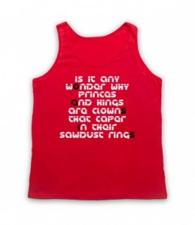 Oasis Go Let It Out Tank Top Vest Tank Top Vests
