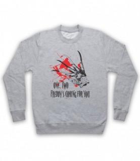 A Nightmare On Elm Street Freddy's Glove Coming For You Hoodie Sweatshirt Hoodies & Sweatshirts