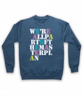 Oasis Masterplan Hoodie Sweatshirt Hoodies & Sweatshirts