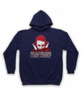 Radiohead Karma Police Hoodie Sweatshirt Hoodies & Sweatshirts