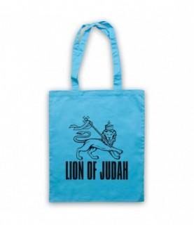 Lion Of Judah Israelite Tribe Jewish Rastafari Symbol Tote Bag Tote Bags
