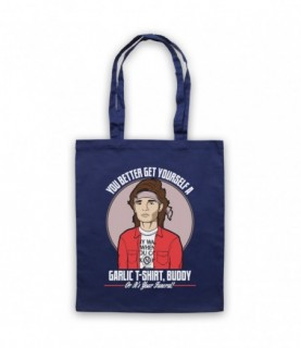 Lost Boys Edgar Frog Get Yourself A Garlic T-Shirt Buddy Tote Bag Tote Bags