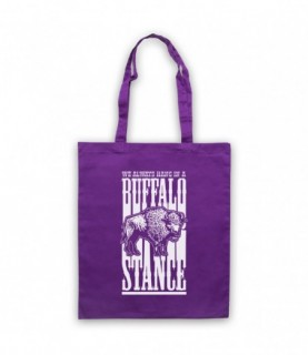 Neneh Cherry Buffalo Stance Tote Bag Tote Bags