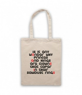 Oasis Go Let It Out Tote Bag Tote Bags