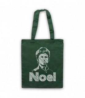 Oasis Noel Gallagher Scribbled Sketch Tote Bag Tote Bags