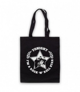 Oasis Band Rock N Roll Star Tote Bag Tote Bags