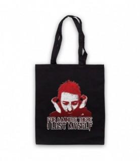 Radiohead Karma Police Tote Bag Tote Bags