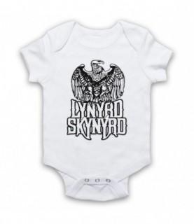 Lynyrd Skynyrd Free Bird Baby Grow Baby Grows