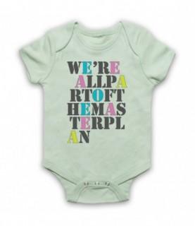 Oasis Masterplan Baby Grow Baby Grows