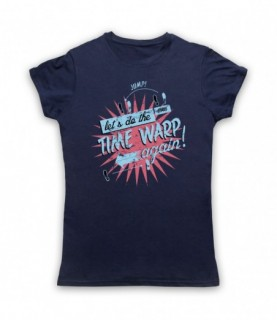 Rocky Horror Picture Show Time Warp T-Shirt T-Shirts