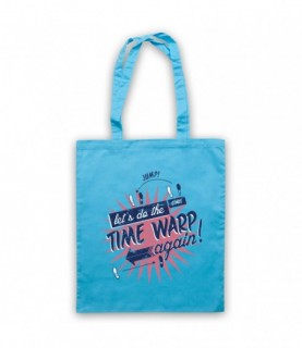 Rocky Horror Picture Show Time Warp Tote Bag Tote Bags