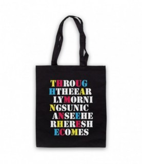 Stone Roses She Bangs The Drums Tote Bag Tote Bags
