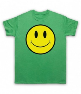 Acid House Smiley Face T-Shirt T-Shirts