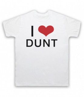 Angry Boys I Love Dunt T-Shirt T-Shirts