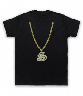 Angry Boys S Mouse Chain T-Shirt T-Shirts