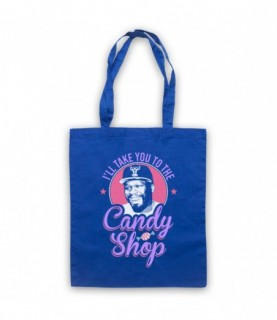 50 Cent Candy Shop Tote Bag Tote Bags