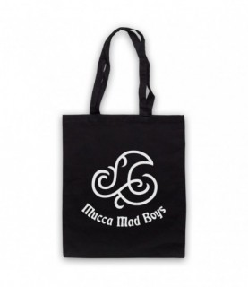 Angry Boys Mucca Mad Boys Tattoo Tote Bag Tote Bags